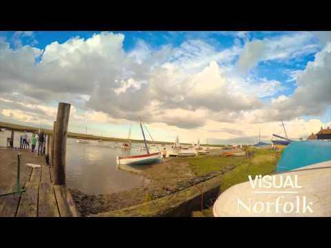 Images of Burnham Overy Staithe - The Fast and The Slow