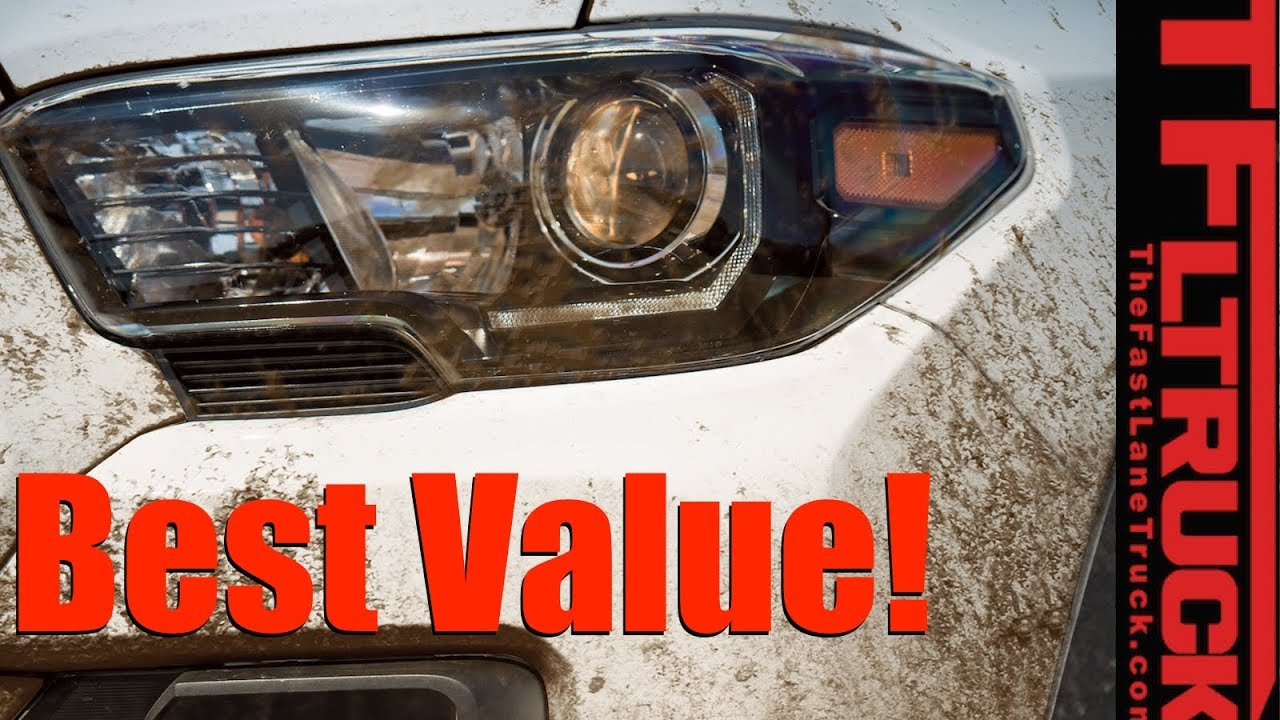 The 2018 Top 10 Best Resale Value Cars Are...Trucks! - YouTube
