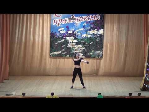 «Живу танцуя» - Алина Суворова «Ультра» г. Мураши