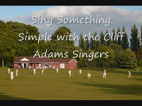 Sing Something Simple - The Cliff Adams Singers (compilation 1)