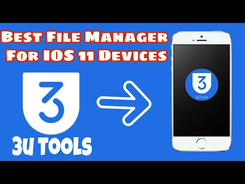 3uTools Best File Menager for IOS Devics on Windows