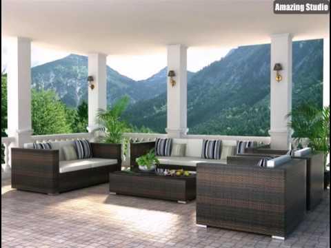 Marvelous Loungemöbel Für Balkon Elegant