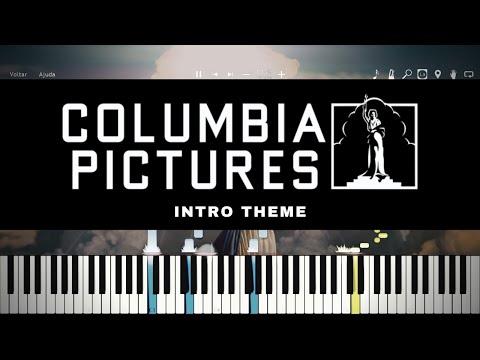 Columbia Pictures Intro - Piano Tutorial