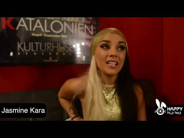 Jasmine Kara at the Scandinavian Soul Music Awards 2016