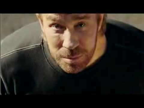 Chuck Norris - Mountain Dew Commercial