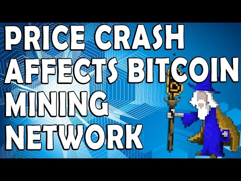 Will The Price Crash Affect The Bitcoin Mining Network?  .::. Flipside Bits 15