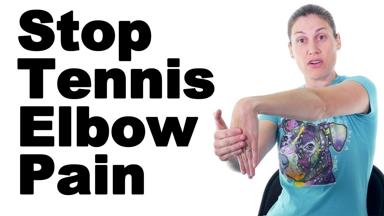 Download 7 Best Tennis Elbow Pain Relief Treatments (Lateral Epicondylitis) - Ask Doctor Jo