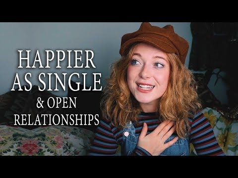 Happier As Single & Open Relationships | Q&A Part 2