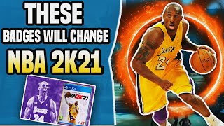 Are New Badges Coming To NBA 2k21? What Badges Do You Want In NBA 2k21?