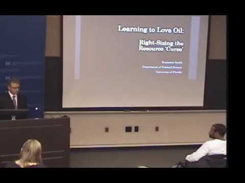 Learning to Love Oil: Right-Sizing the Resource Curse