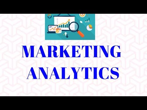 Marketing Analytics: Predictive Analytics in Marketing