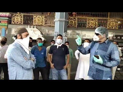 Mir Alam Mandi To Be Closed After 2 Days   Sohail Quadri Speaks To Media   @ SACH NEWS  