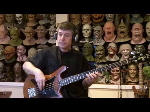 Penny Lane Bass Cover
