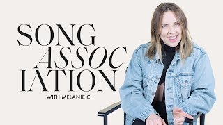 Baixar Melanie C (Sporty Spice!) Sings Spice Girls and Stevie Wonder in a Game of Song Association | ELLE