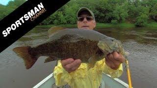 Doug Stange Reveals Secrets for Catching Smallmouth Bass!