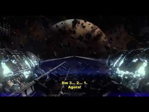 ENDER'S GAME: O JOGO DO EXTERMINADOR - Trailer HD Legendado [Harrison Ford]