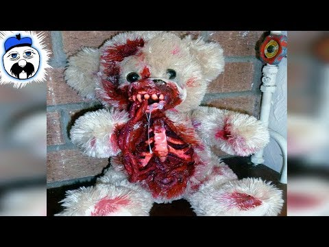 10 Creepiest Stuffed Animals Ever