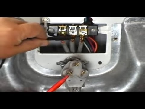Cable toma corriente de tres puntas secadora Whirlpool 29