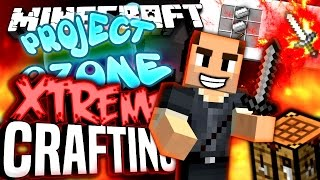 Minecraft - XTREME CRAFTING - Project Ozone #147