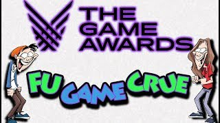 Video Game Awards Live W/FUgameCrue!