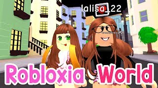 ROBLOX Indonesia-Moving to Robloxia World (◕ ‿ ◕ ✿)