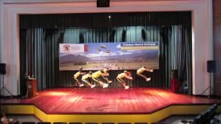 Exhibicion Induccion Campus 2015-2 WOLVERINES UMNG