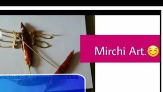Mirchi Art DASARA NAVARATRI ART|By Master arts