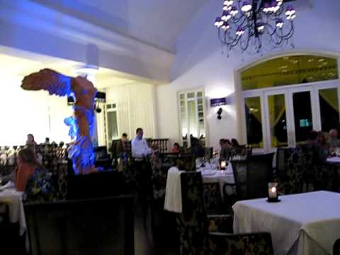 French Restaurant Barcelo Maya Palace