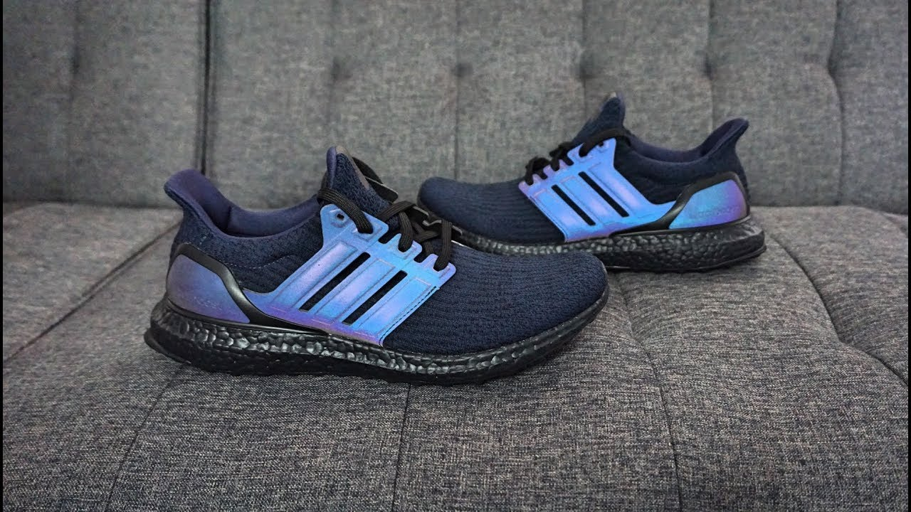 91f1096b6 Review  miAdidas UltraBOOST XENO (Legend Ink) - YouTube
