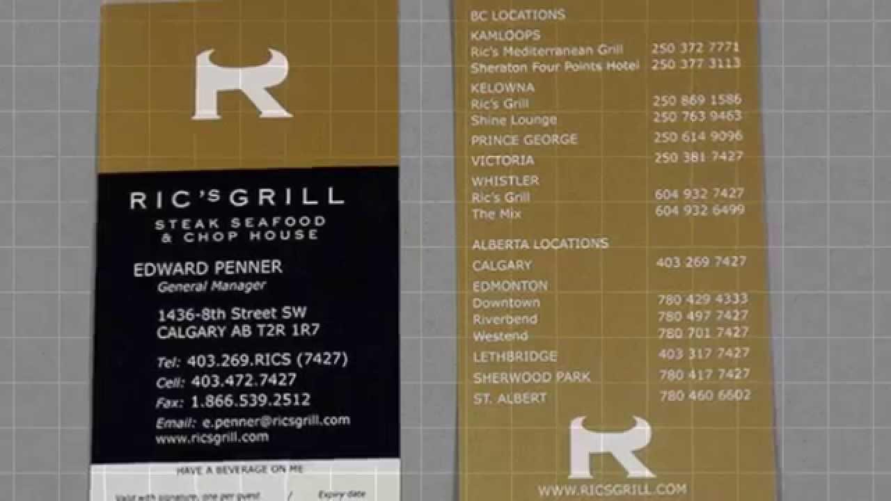 Business Card Printing Calgary | MinuteMan Press Beltline | (403 ...