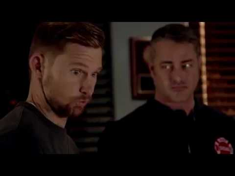 "Chicago Fire 8x15 Sneak Peek Clip 1 ""Off The Grid"" Chicago PD Crossover"
