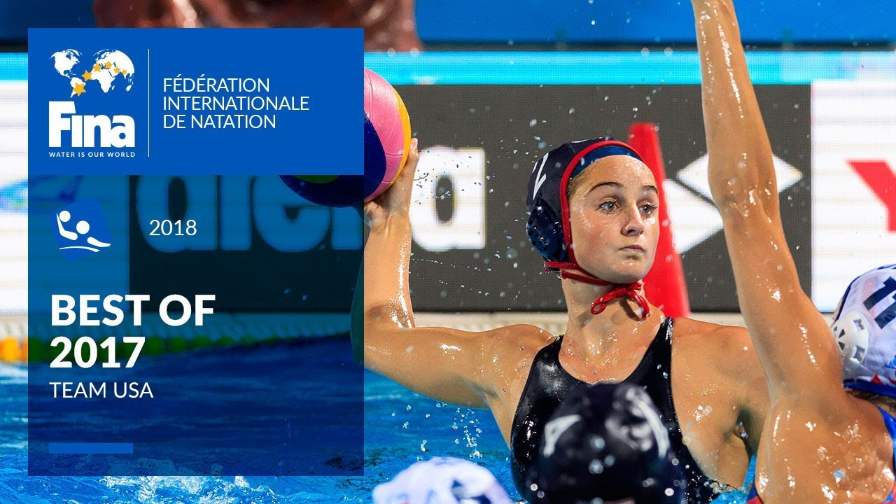 The Queens of Water Polo Team USA Women | Best of FINA 2017