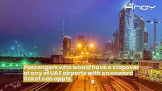48 Hours Free Transit Visa In UAE