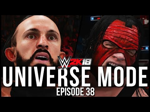 WWE 2K18 | Universe Mode - 'NEVILLE'S SUMMERSLAM OPPORTUNITY!' | #38