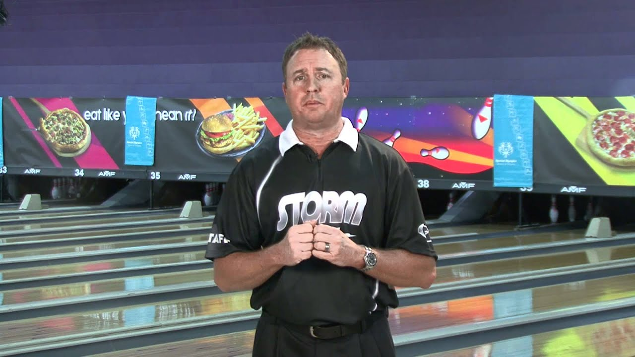how to get more rotation on bowling ball