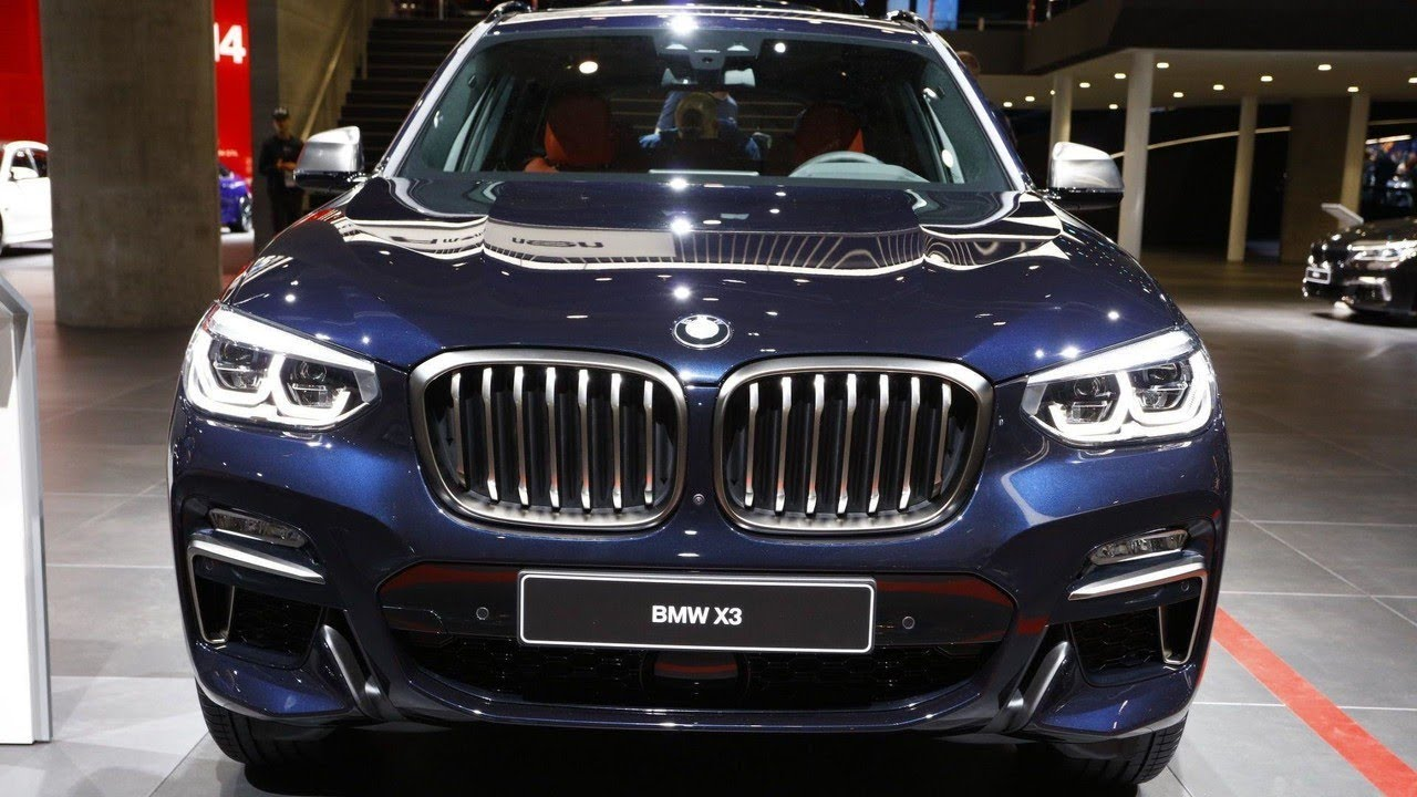 Wow 2018 Bmw X3 Heads Up Display Touchscreen And Gesture