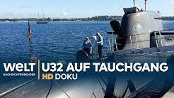 U32 - Deutsche Soldaten unter Wasser | HD Doku