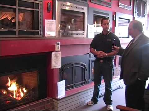 Chelmsford Fireplace Center - YouTube