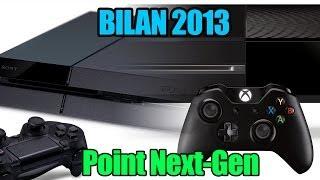Bilan 2013 // Point NextGen // Remerciement