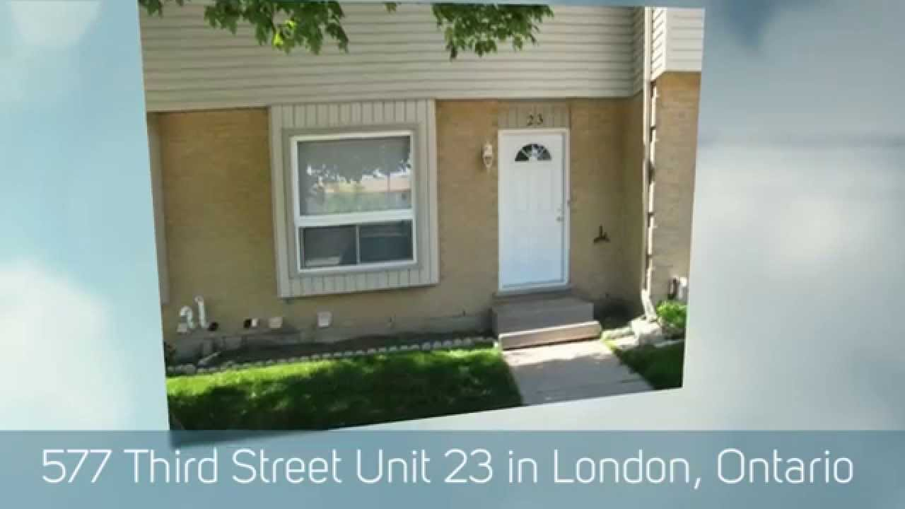 577 third street unit 23 in london, ontario - fanshawe college