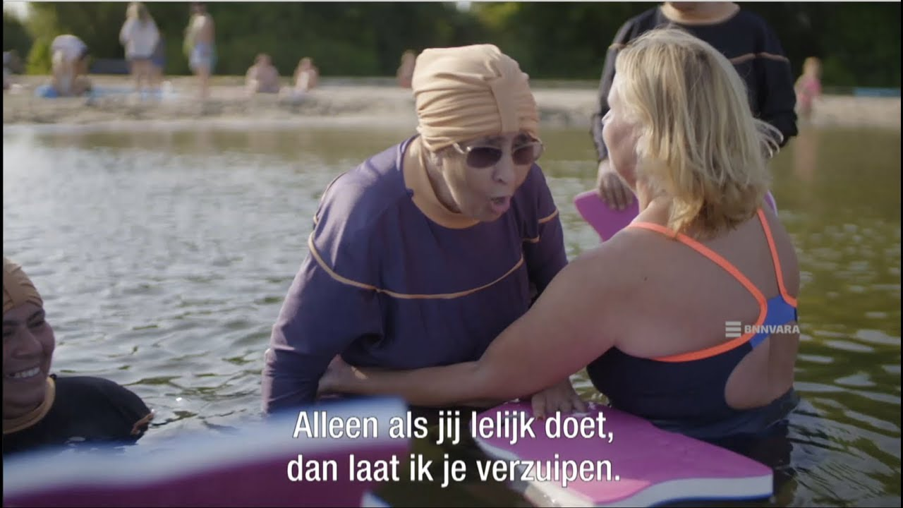 Geniet van de hilarische Marokkaanse dames in Groeten Uit ...