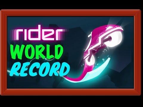 ¡¡¡HAGO EL RÉCORD MUNDIAL EN RIDER!!!(KETCHAPP)