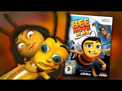BEE MOVIE le JEU, sur Wii : N'IMPORTE QUOI