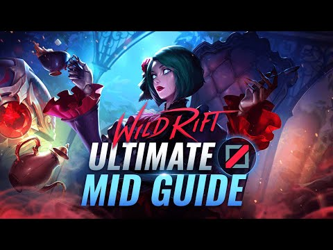 The ULTIMATE Mid Lane Guide in Wild Rift (LoL Mobile)