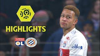 Olympique Lyonnais - Montpellier Hérault SC (0-0) - Highlights - (OL - MHSC) / 2017-18