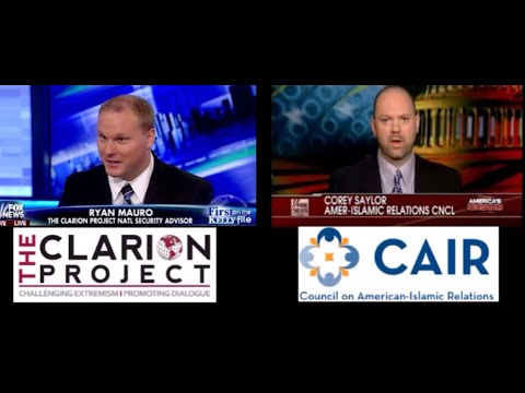 Clarion Project's Ryan Mauro Surprises CAIR Official on Radio