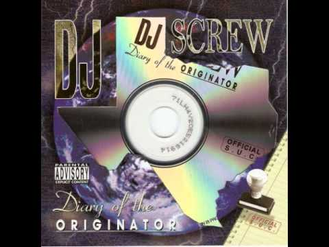 DJ Screw - 2pac - Cradle to the Grave