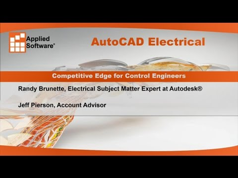 AutoCAD Electrical: Competitive Edge for Control Engineers