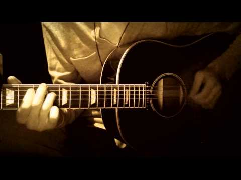 Suffer Little Children -  The Smiths  (Acoustic Guitar Cover)