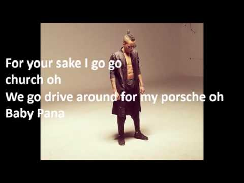 Tekno  Pana lyrics